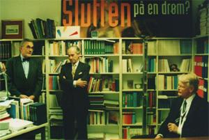 isländischer präsident 1999
